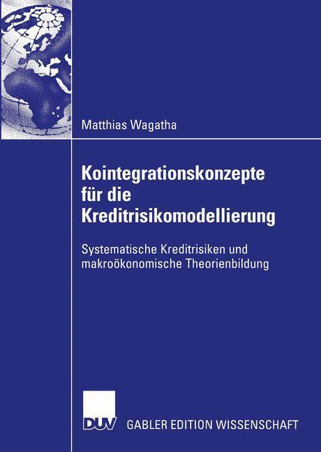 Kointegrationskonzepte für die Kreditrisikomodellierung als Buch