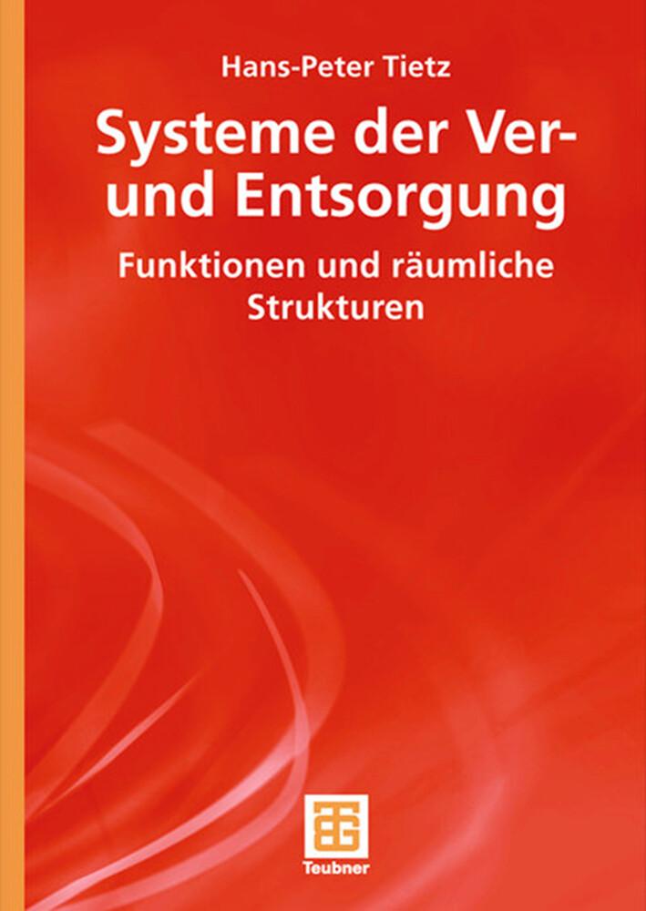 Systeme der Ver- und Entsorgung als Buch