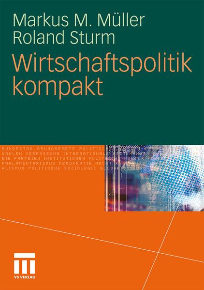 Wirtschaftspolitik kompakt als Buch