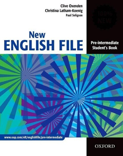 New English File - New Edition / Student's Book als Buch