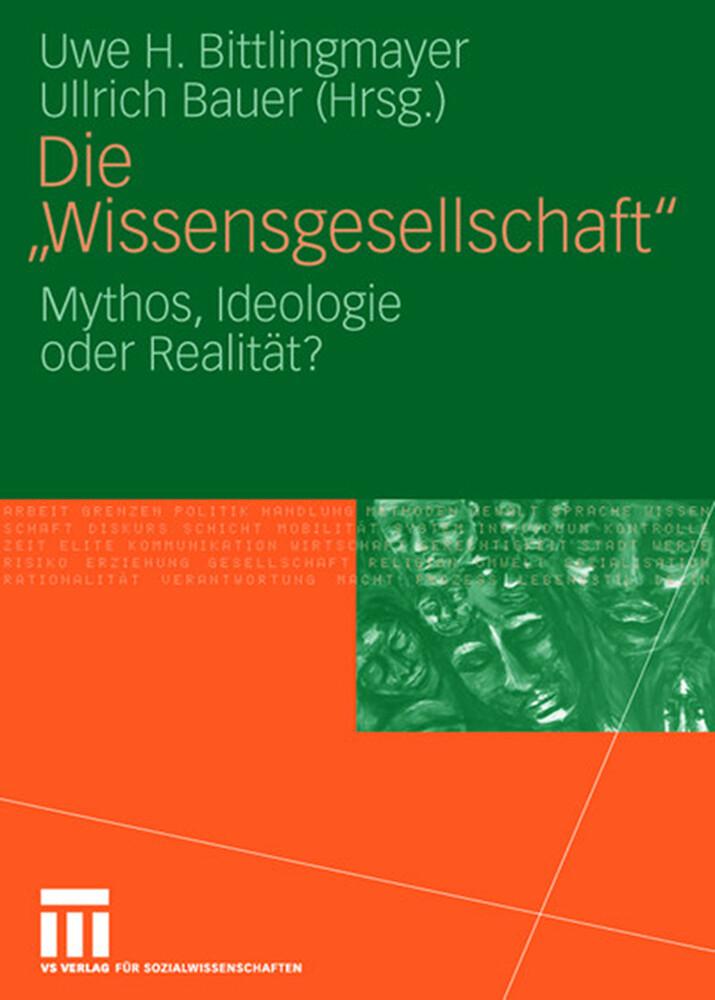 """Die """"Wissensgesellschaft"""" als Buch"""
