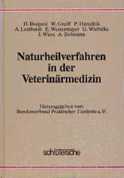 Naturheilverfahren in der Veterinärmedizin als Buch