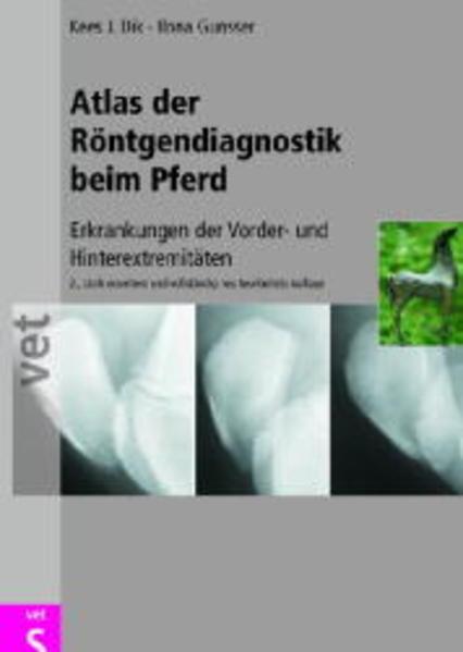 Atlas der Röntgendiagnostik beim Pferd als Buch