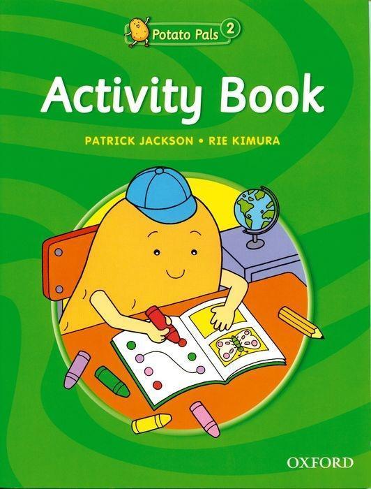 Potato Pals 1 Activity Book als Taschenbuch
