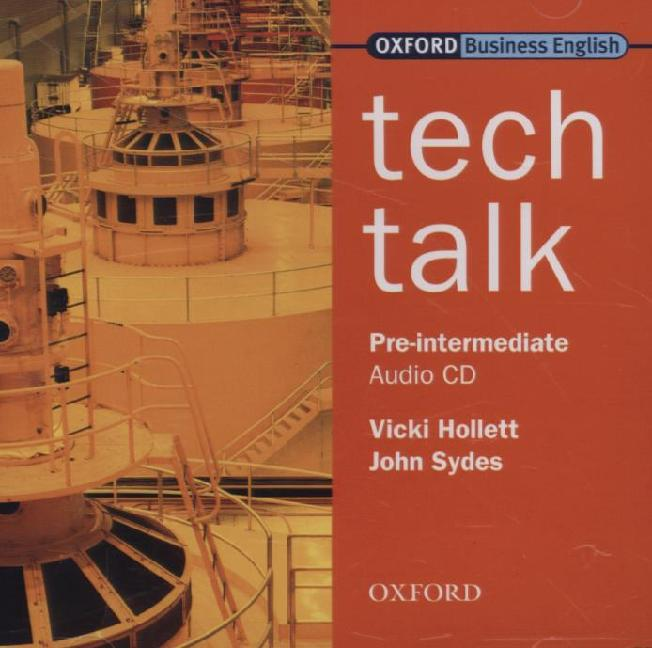Tech Talk - Pre-Intermediate / CD als Hörbuch