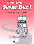 Here Comes Super Bus 1 TB Swiss als Taschenbuch