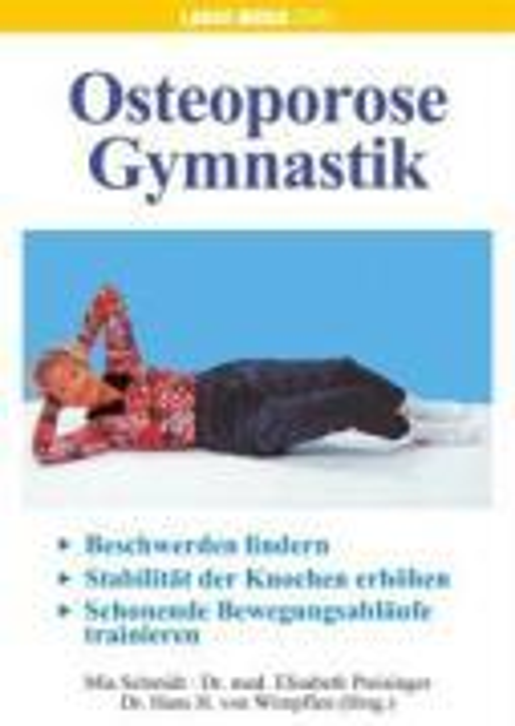 Osteoporose Gymnastik als DVD