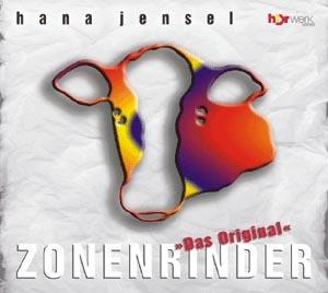 Zonenrinder. CD als Hörbuch