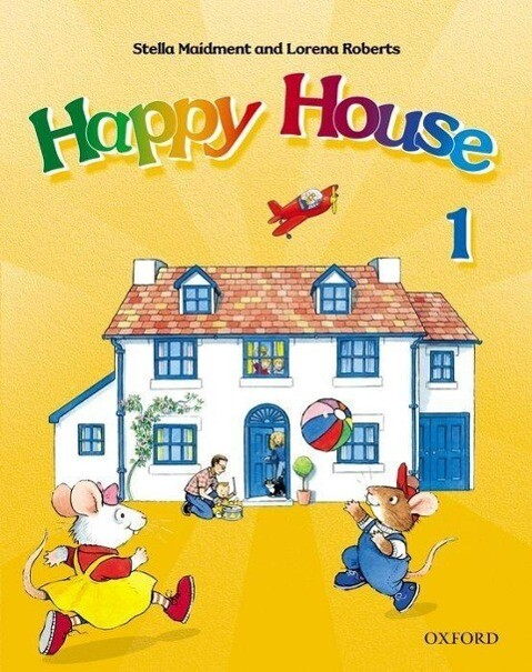 Happy House 1. Class Book als Buch