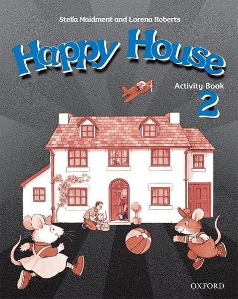 Happy House 2. Activity Book als Buch