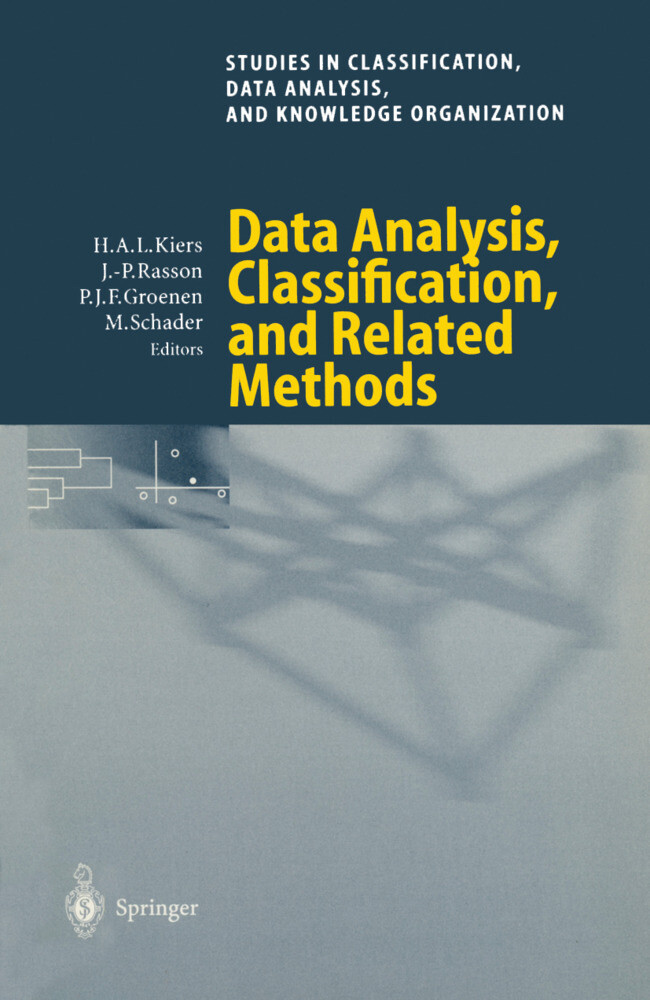 Data Analysis, Classification, and Related Methods als Buch