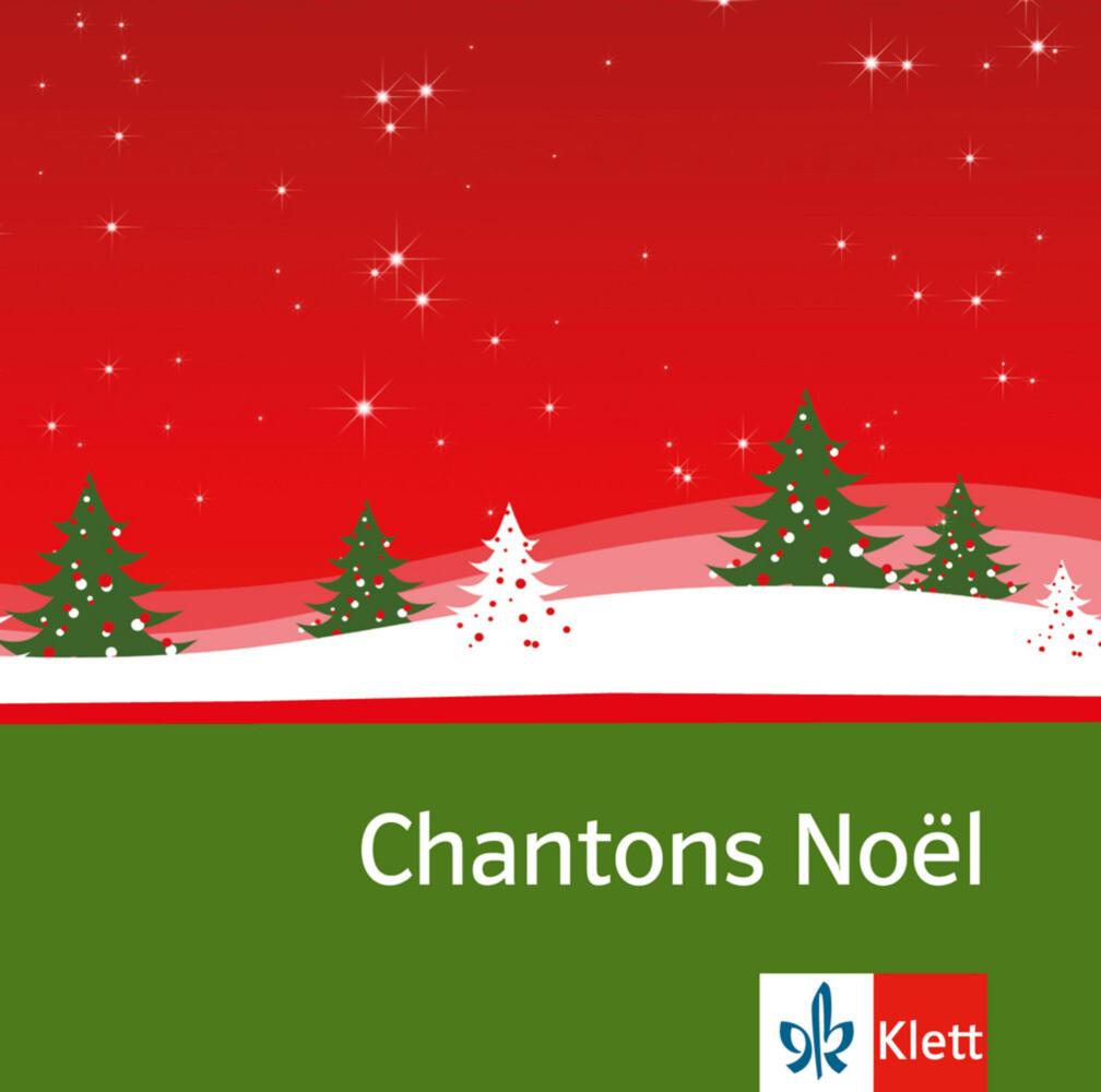Chantons Noel/CD als Hörbuch