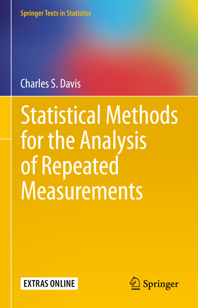 Statistical Methods for the Analysis of Repeated Measurements als Buch