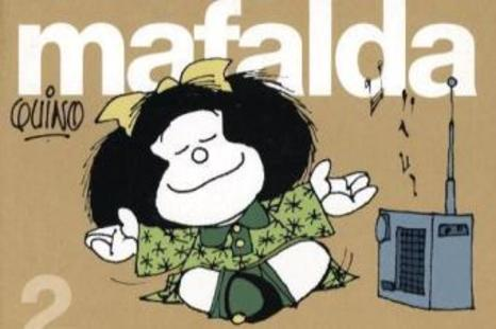 Mafalda 2 als Taschenbuch