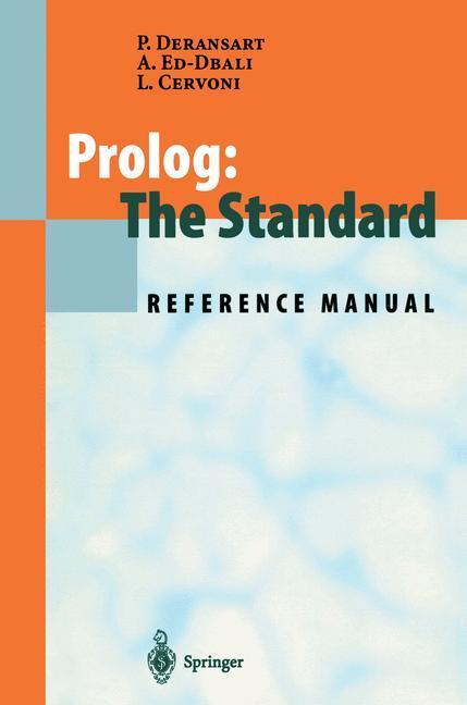 Prolog: The Standard als Buch