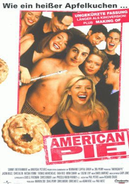 American Pie, 1 DVD, dtsch. u. engl. Version als DVD