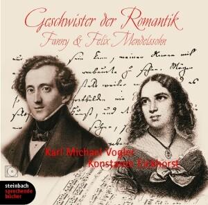 Geschwister der Romantik, 1 Audio-CD als Hörbuch