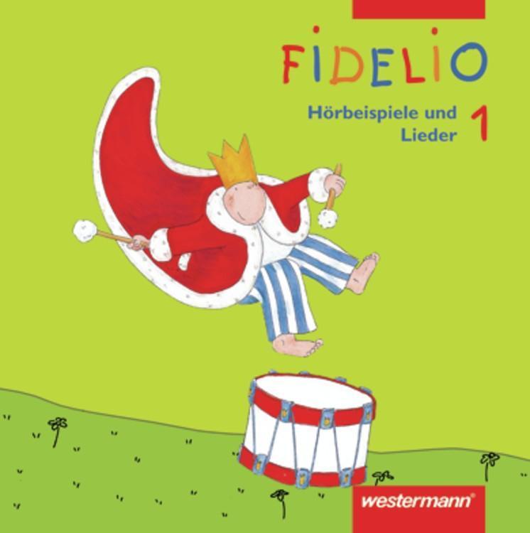 Fidelio Musikbücher 2 - Allgemeine Ausgabe. Hörbeispiele 1 als Hörbuch