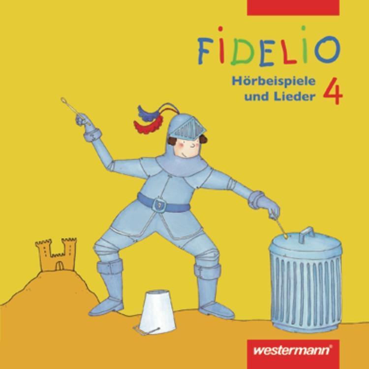 Fidelio Musikbücher - Allgemeine Ausgabe. Hörbeispiele 4 als Hörbuch