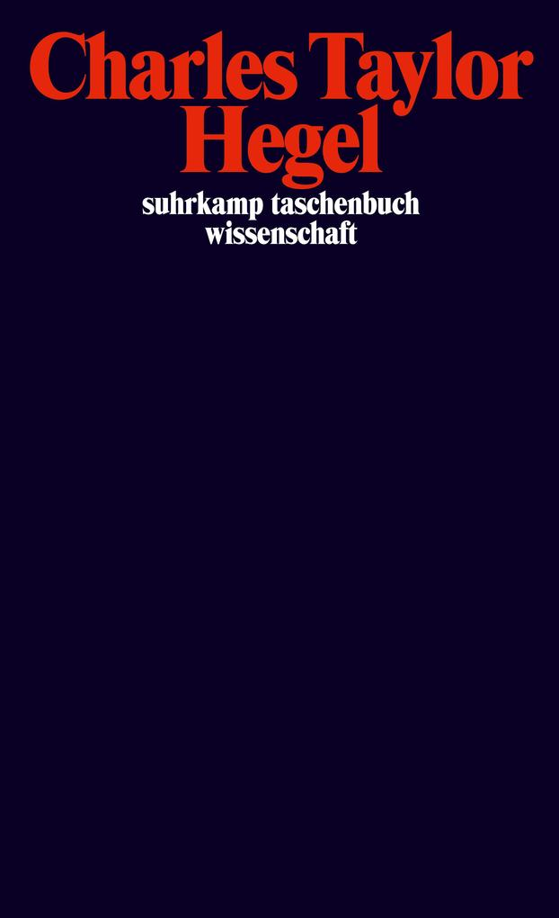 Hegel als Taschenbuch
