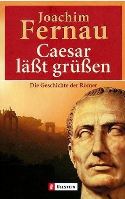 Caesar läßt grüßen als Taschenbuch