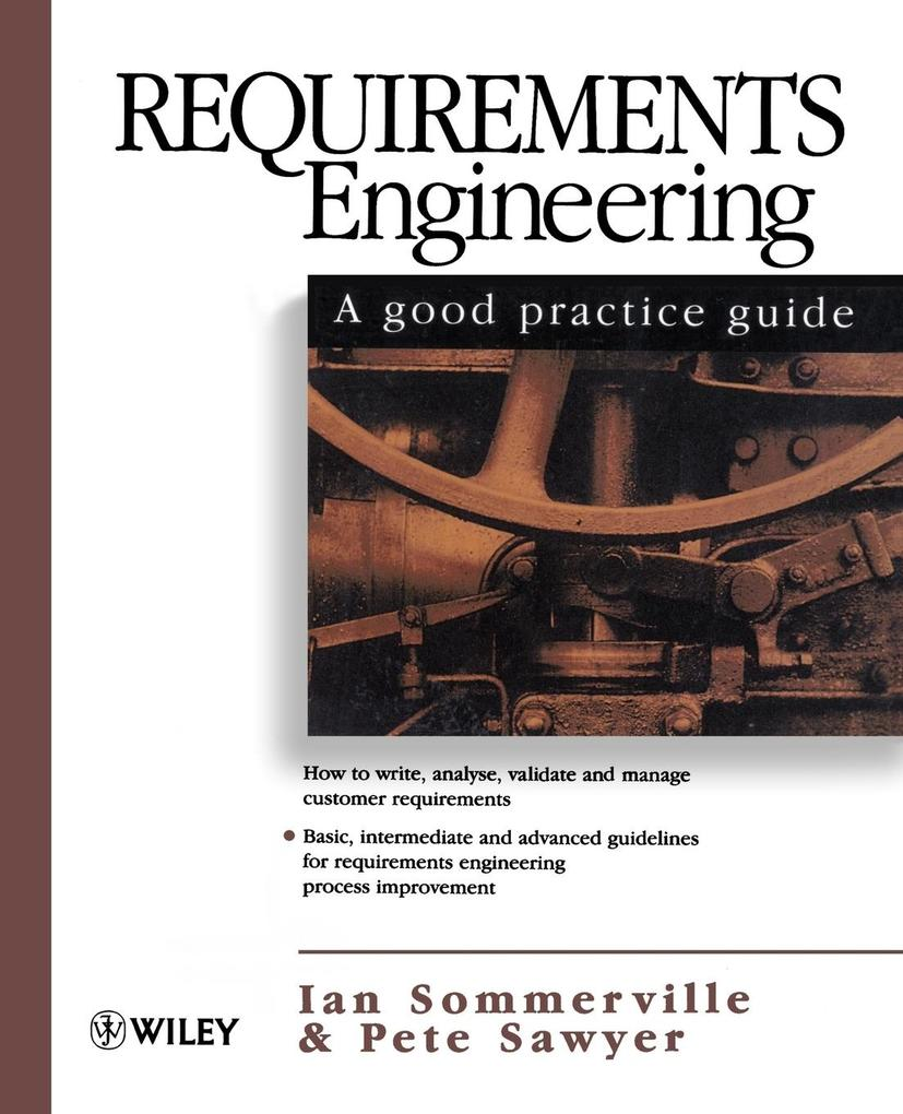 Requirements Engineering als Buch