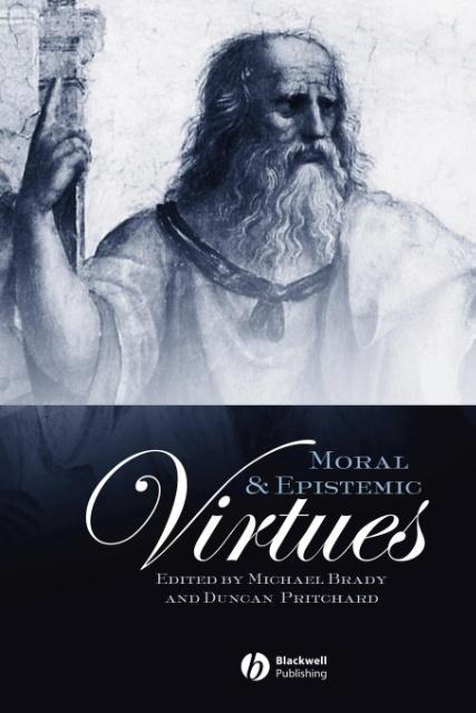 Moral and Epistemic Virtues als Buch
