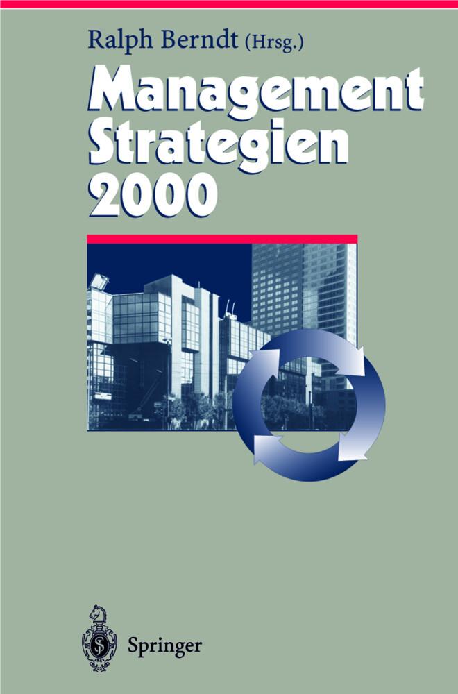 Management Strategien 2000 als Buch