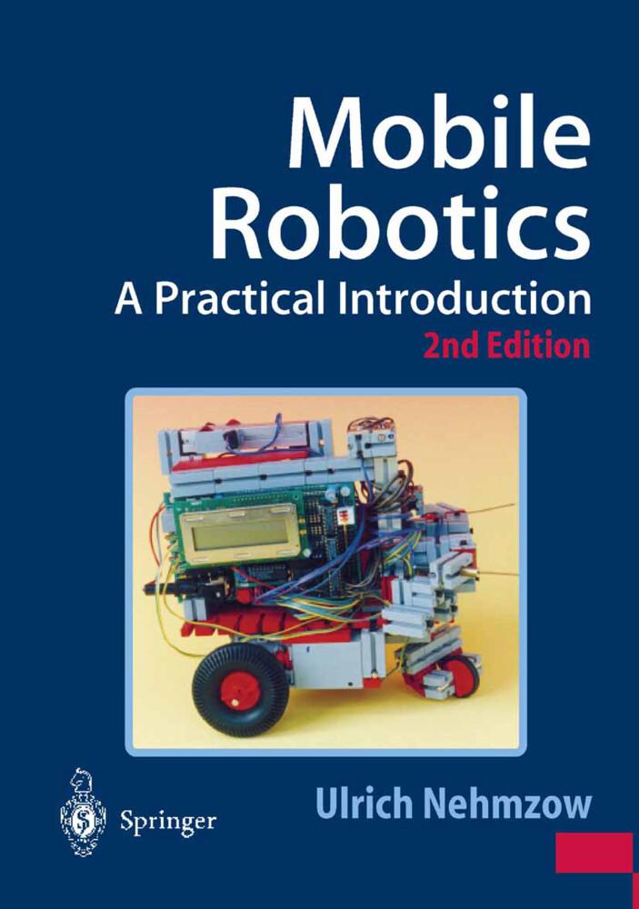 Mobile Robotics als Buch