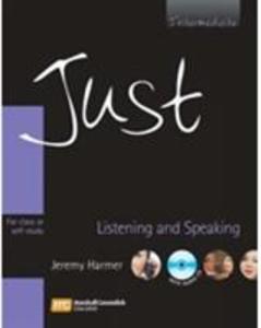 Just Listening and Speaking Intermediate als Buch