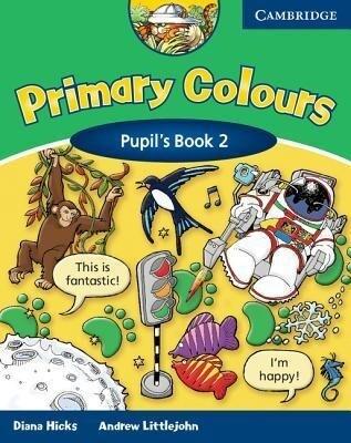 Primary Colours 2 Pupil's Book als Taschenbuch