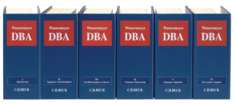 Doppelbesteuerung (mit Fortsetzungsnotierung). Inkl. 130. Ergänzungslieferung als Buch