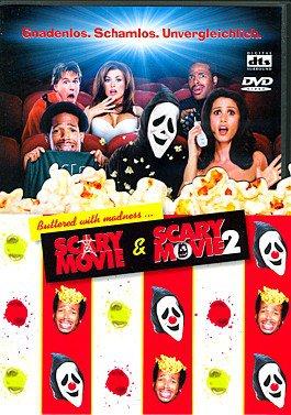 Scary Movie & Scary Movie 2 als DVD