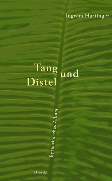 Tang und Distel als Buch
