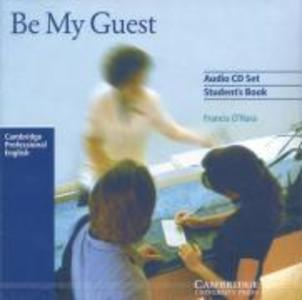 Be My Guest Audio CD Set (2 CDs) als Hörbuch