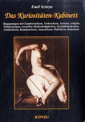 Das Kuriositäten-Kabinett als Buch