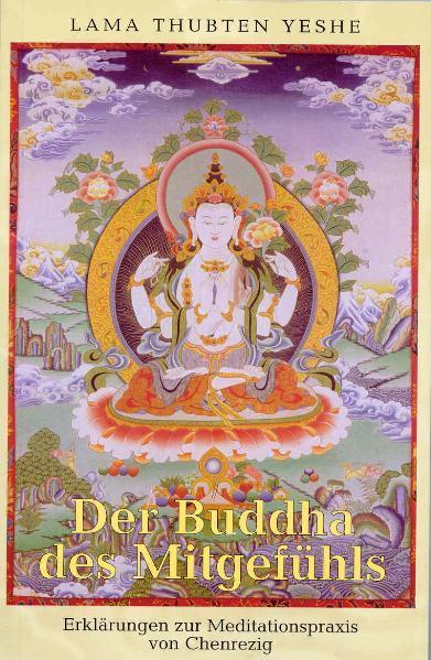 Der Buddha des Mitgefühls als Buch