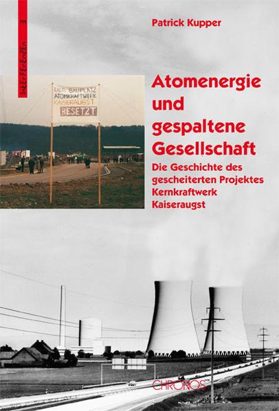 Atomenergie und gespaltene Gesellschaft als Buch
