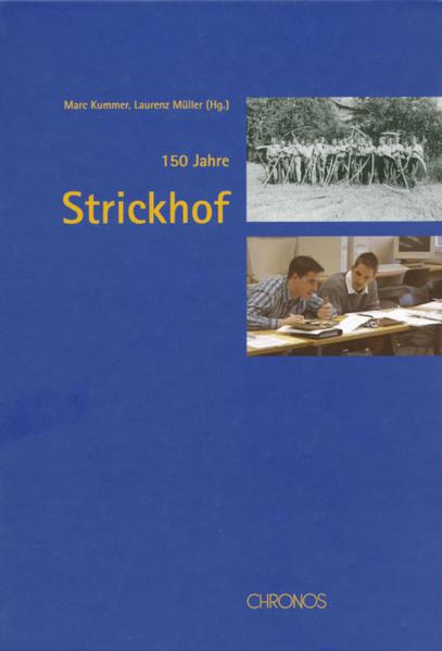 150 Jahre Strickhof als Buch