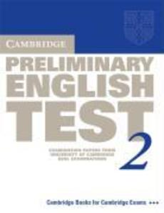 Cambridge Preliminary English Test 2 Student's Book als Taschenbuch