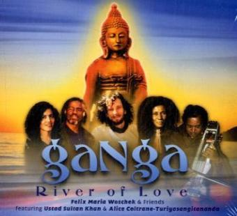 Ganga-River of Love als CD