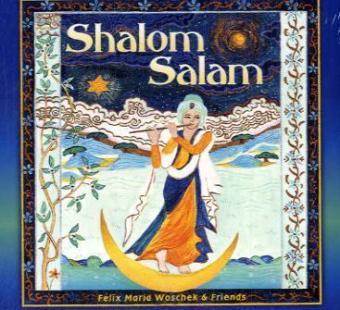 Shalom Salam als CD
