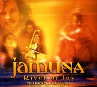 Jamuna-River of Joy als CD