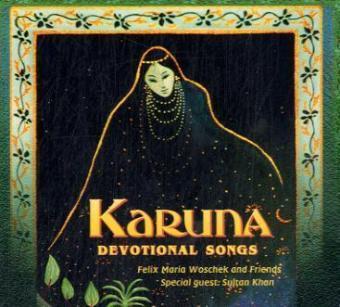Karuna als CD