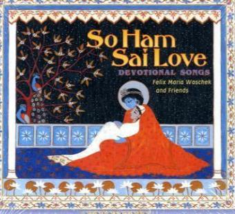 So Ham-Sai Love als CD