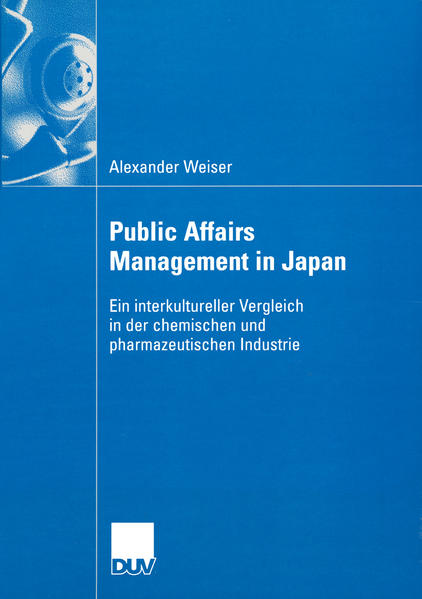Public Affairs Management in Japan als Buch