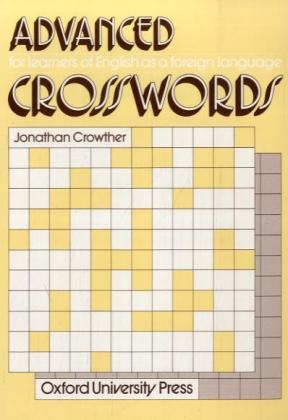 Crosswords for Learners of English Advanced als Buch
