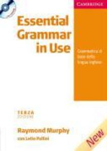 Essential Grammar in Use Book without Answers with CD-ROM Italian Edition als Buch