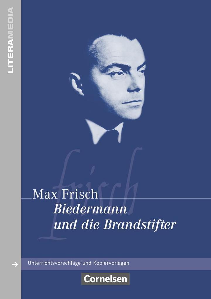 Biedermann und die Brandstifter als Buch