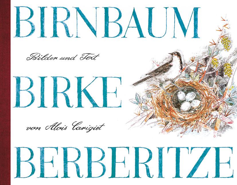 Birnbaum, Birke, Berberitze als Buch